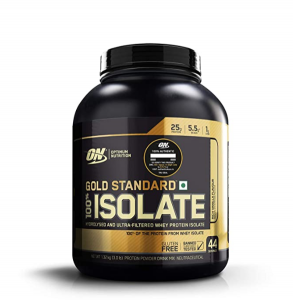 ON whey isolate gold standard