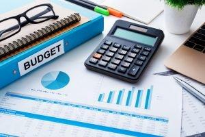 Budget-concept