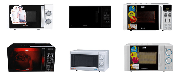 Top 10 Best Microwave ovens in India