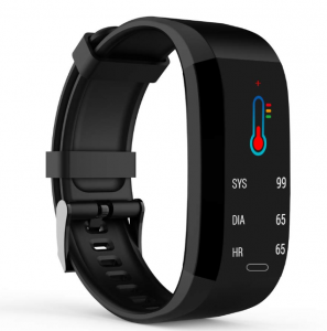 GOQii BP Monitor Fitness Tracker