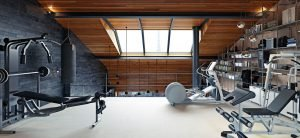 Steps Toward Designing a Home Gym