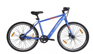 Lectro Kinza 27T Single Speed Electric Cycle