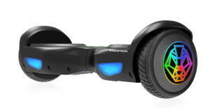 SWAGTRON SWAGBOARD T882 EVO Hoverboard with LED Light-Up Wheels