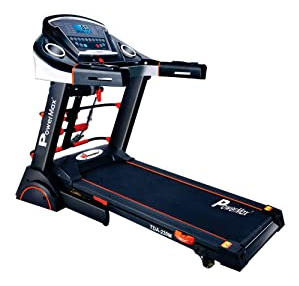 POWERMAX FITNESS TDA-230M MOTORIZED TREADMILL