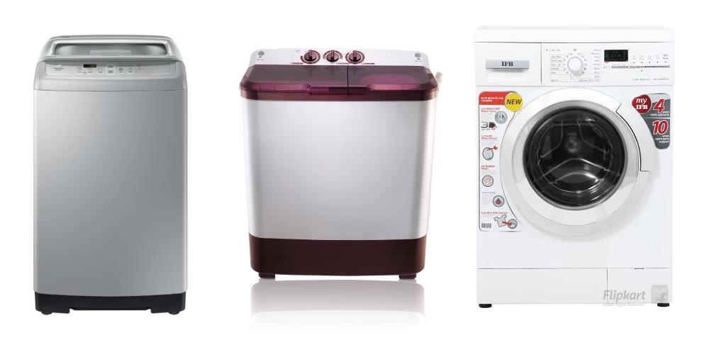 Top 10 Washing Machines