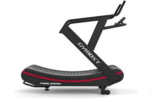 AFTON Gymost Freelander Curve Treadmill