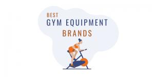 Best gym equipment brands in India