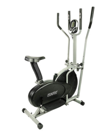 COCKATOO CE03 ADVANCE SMART SERIES ELLIPTICAL CROSS TRAINER