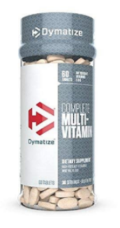 Dymatize Nutrition Complete Multivitamin Tablet