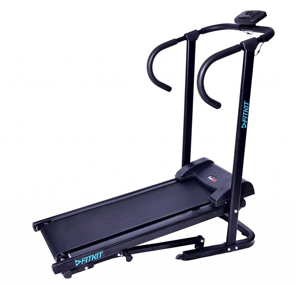 Fitkit FK95 Manual Treadmill