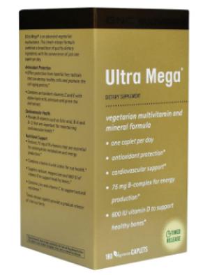 GNC Multivitamin Ultra Mega