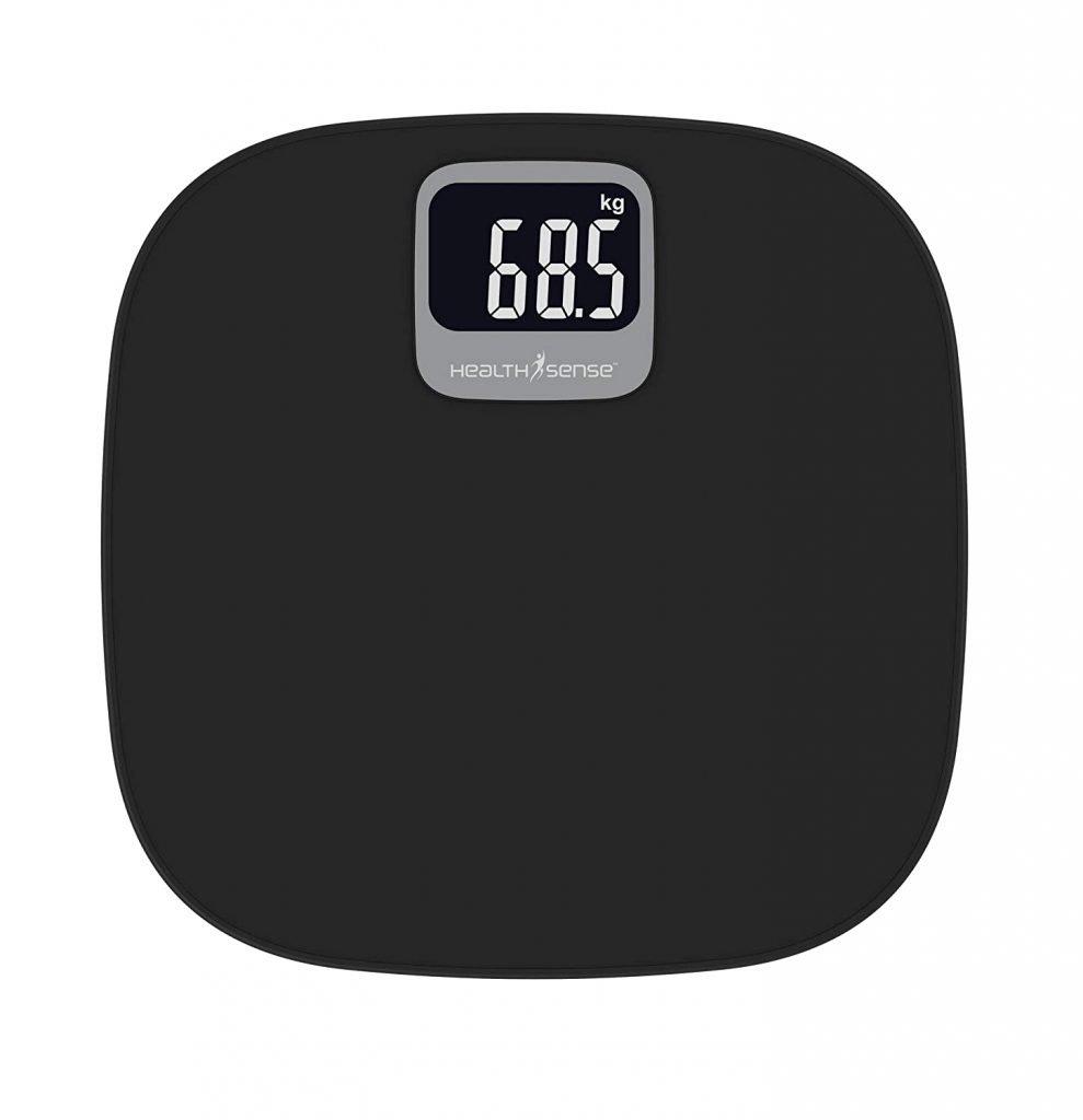 HealthSense Dura-Lite PS 129 Digital Body Weight Scale