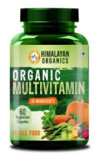 Himalayan Organics - Organic Multivitamin