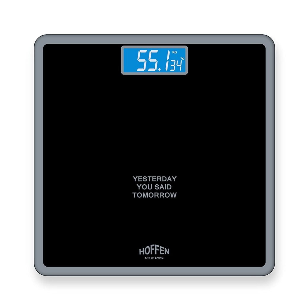 Hoffen HO-18 Digital Electronic LCD Weighing Scale