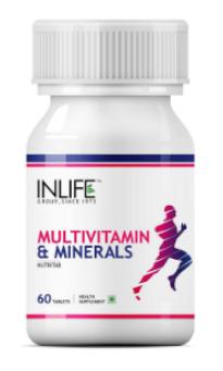 INLIFE Multivitamin