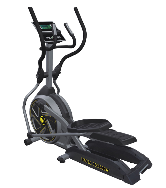 VIVA FITNESS KH-580 ELLIPTICAL TRAINER
