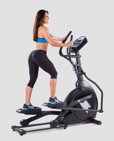 XTERRA FS 4.0E CARDIO FITNESS ELLIPTICAL TRAINER