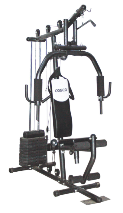 Cosco CHG-150 R Home Gym with Adjustable Seat