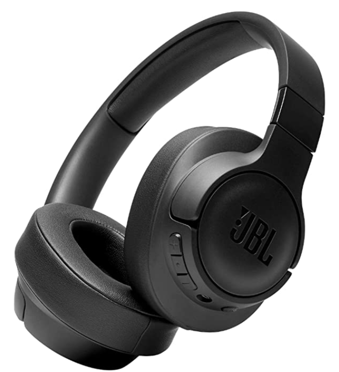 JBL TUNE 750BTNC - Wireless Over-Ear Headphones with Noise Cancellation