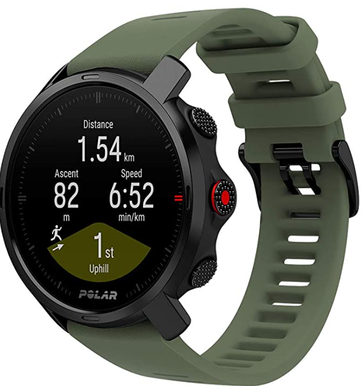 POLAR Grit X - Rugged Outdoor Watch