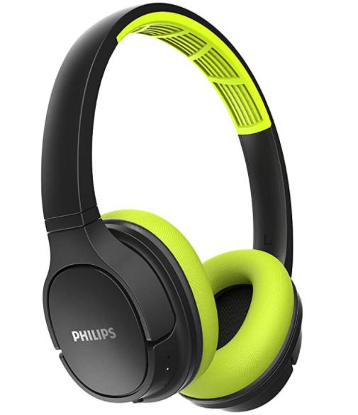 Philips ActionFit SH402 Wireless Bluetooth Headphones