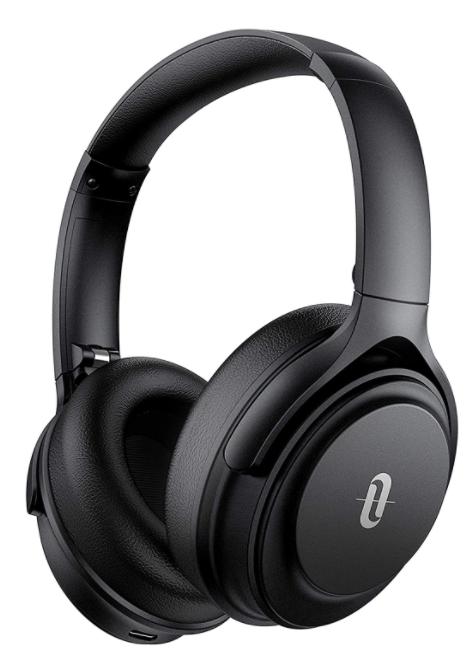 TaoTronics ANC Wireless Headphones Bluetooth 5.0 Active Noise Cancelling Headset